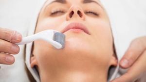 تحریک پوست به ساخت کلاژن