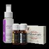 جوانسازی پوست چرب-محصولات طبیعی کنار