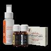 جوانسازی پوست حساس-محصولات طبیعی کنار