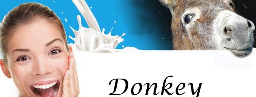 صابون شیر الاغ کنار جوانسازی پوست
