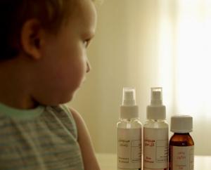 نرم کننده ی موی کودک